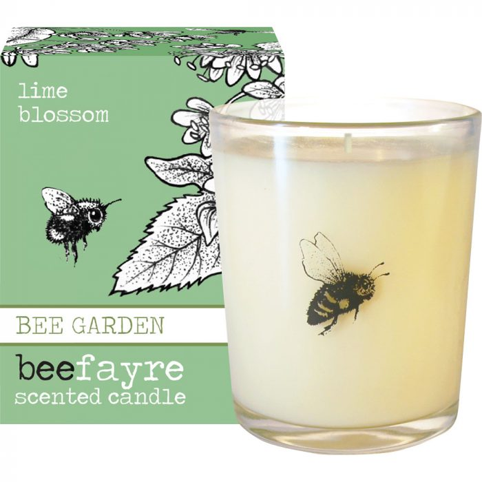 Beefayre - Bee Zesty Lime Blossom Votive Candle