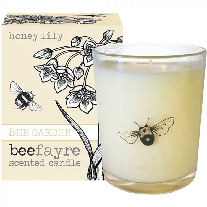 Beefayre - Honey Lily Votive Candle