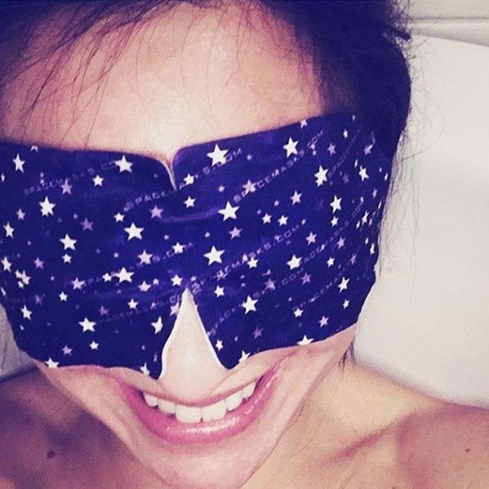 Spacemasks' Heated Eye Mask - Happy Box London