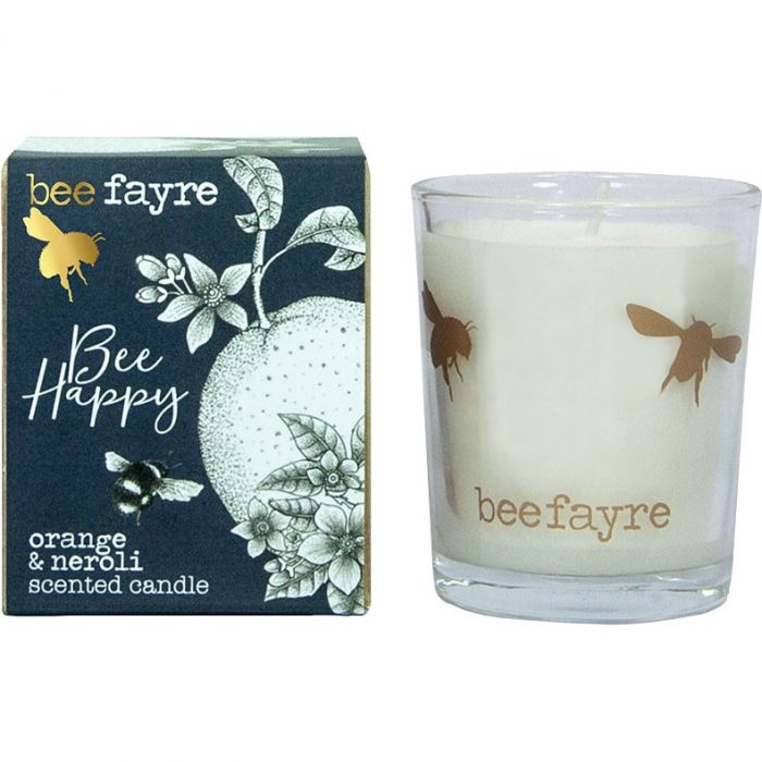 Beefayre - Orange & Neroli Votive Candle