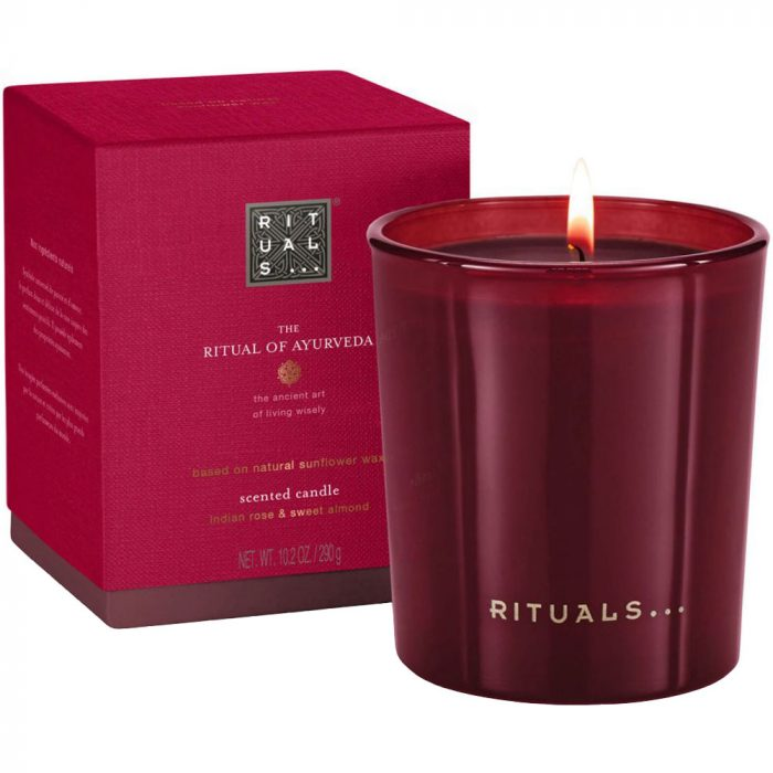 Rituals - The Ritual of Ayurveda Scented Candle