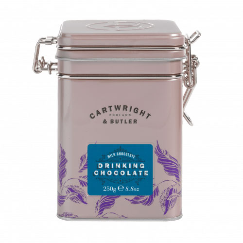 Cartwright & Butler - Milk Chocolate Drinking Chocolate in Tin