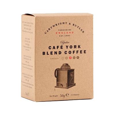 Cartwright & Butler - Café York Blend Coffee