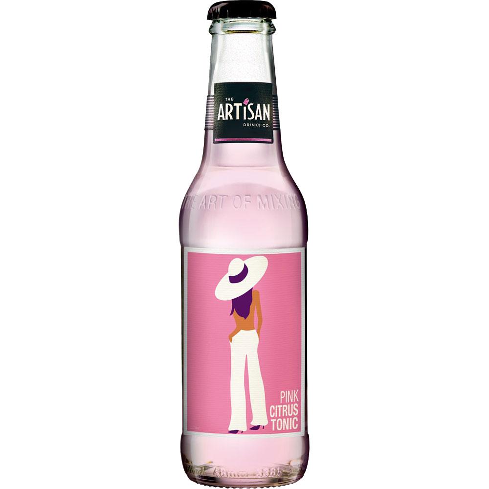 The Artisan Drinks Company - Pink Citrus Tonic