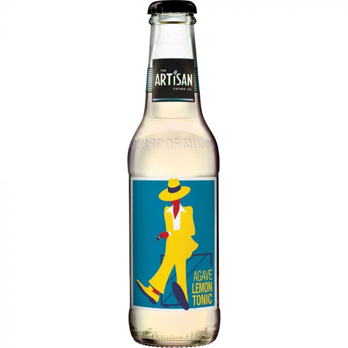 The Artisan Drinks Company - Agave Lemon Tonic