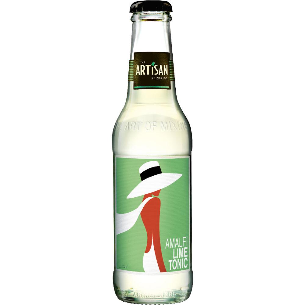 The Artisan Drinks Company - Amalfi Lime Tonic